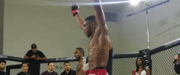 Smith secures Submission at 305Fights Miami