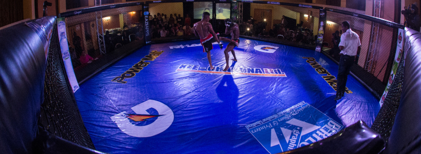RHAGE MMA debuts with an exciting night of fights.