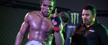 Interview with RHAGE Lightweight Champion Omar Smith of Trinidad and Tobago